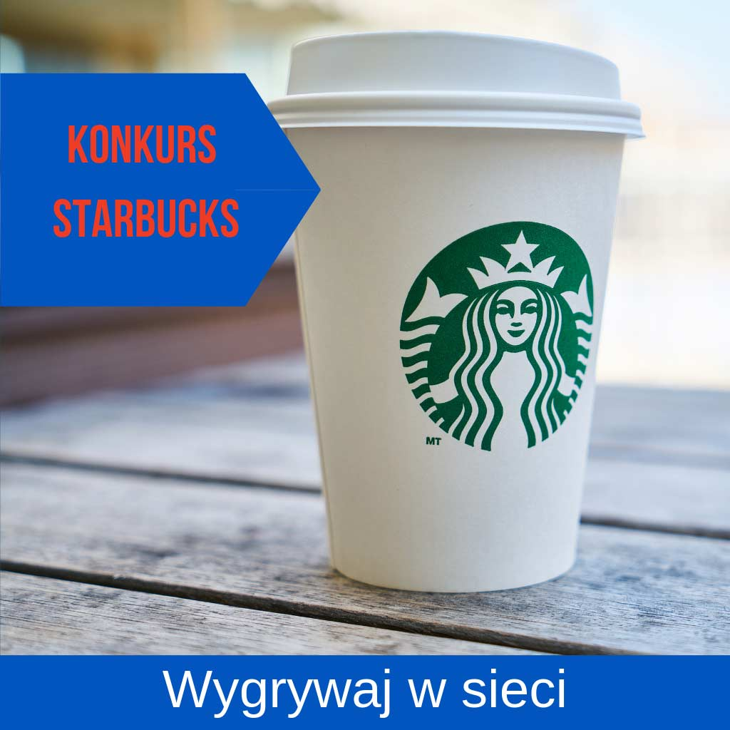 Konkurs kawa Starbucks