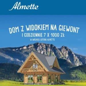Almette Konkurs – Wygraj dom w górach