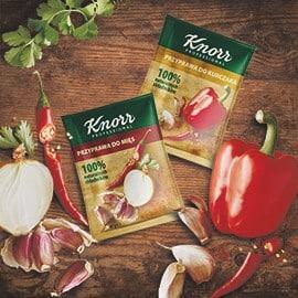 Konkurs Knorr – przyprawy