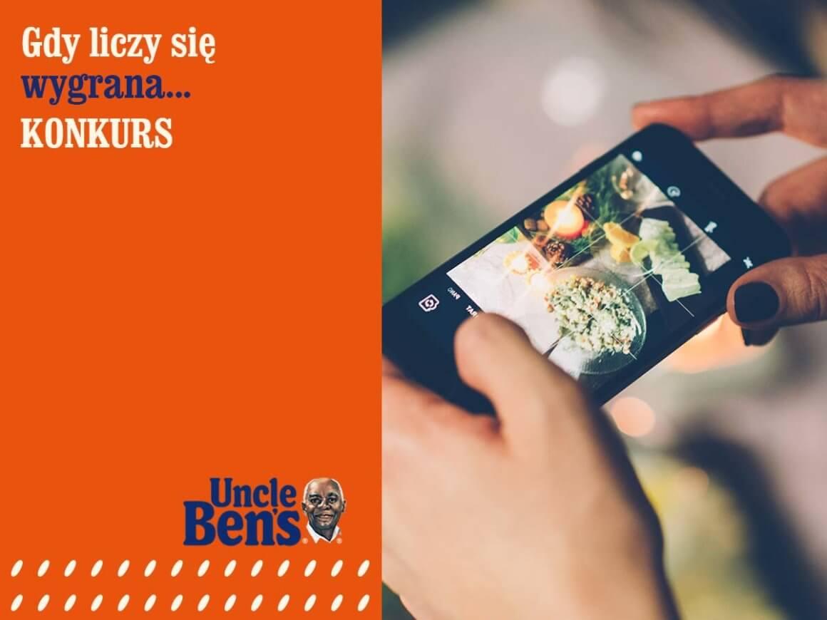 Konkurs kulinarny Uncle Ben's