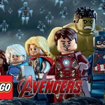 Konkurs Lego Marvel Avengers w FilmWeb