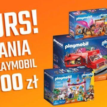 Konkurs Playmobile w Multikinie