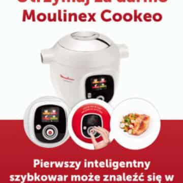 Konkurs robot kuchenny Moulinex Cookeo 2019