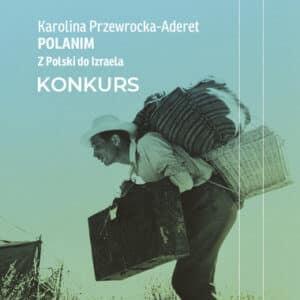 Konkurs książkowy – Polanim. Z Polski do Izraela