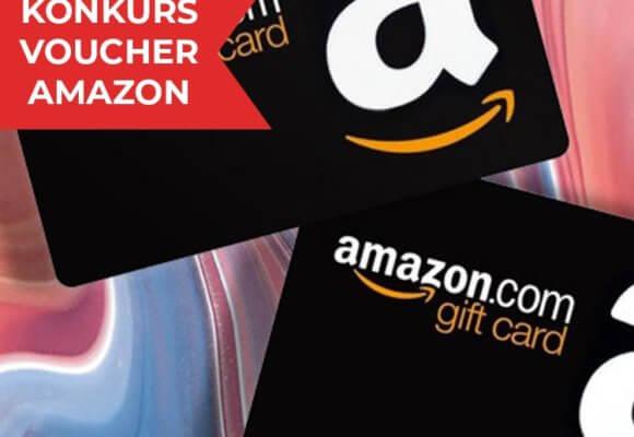 Konkurs Karta Podarunkowa Amazon