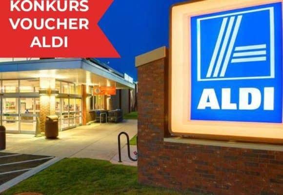 Wygraj zakupy w konkursie od ALDI