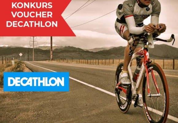 Konkurs karta podarunkowa Decathlon