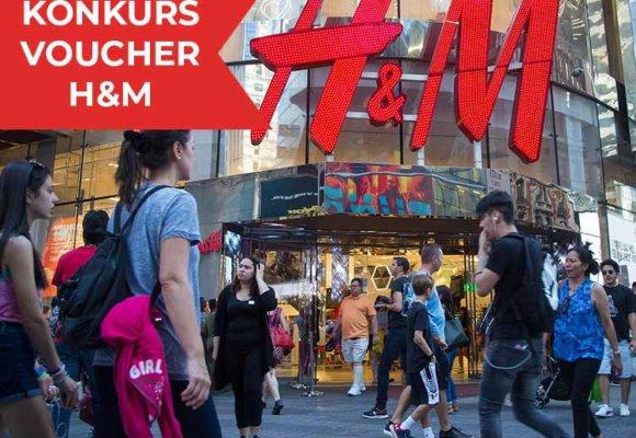 Konkurs Karta podarunkowa H&M