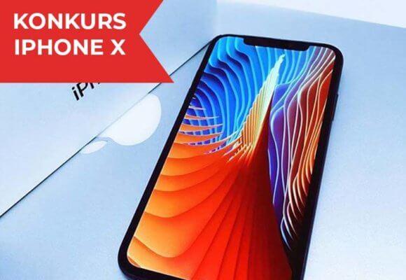 Konkurs Iphone X