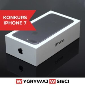 Konkurs iPhone 7