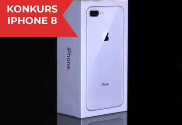Wygraj Iphone 8