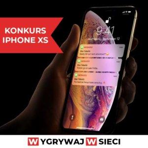Konkurs Iphone XS