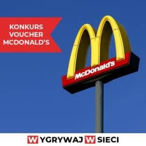 Konkurs McDonald