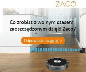 Konkurs odkurzacz ZACO A9s