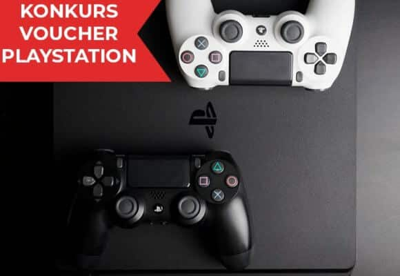 Konkurs PlayStation 4