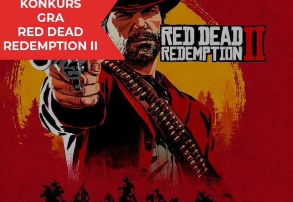 Konkurs Gra – Red Dead Redemption II