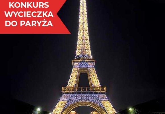 Konkurs z wycieczką do Paryża