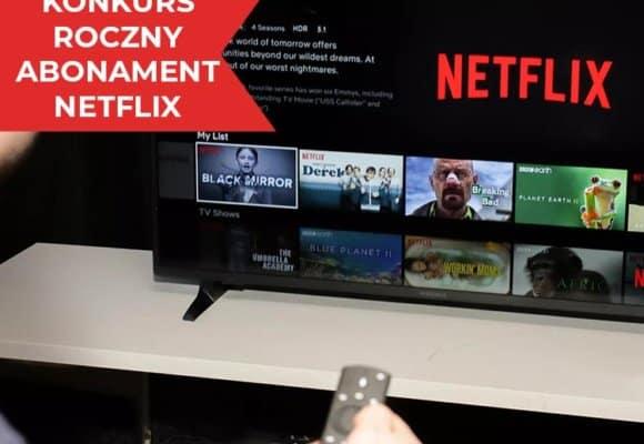 Konkurs Konto Netflix za darmo