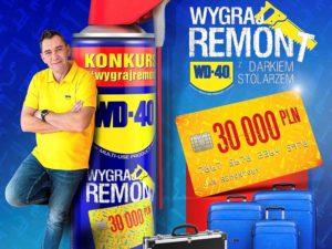 Konkurs WD-40 – Wygraj remont mieszkania